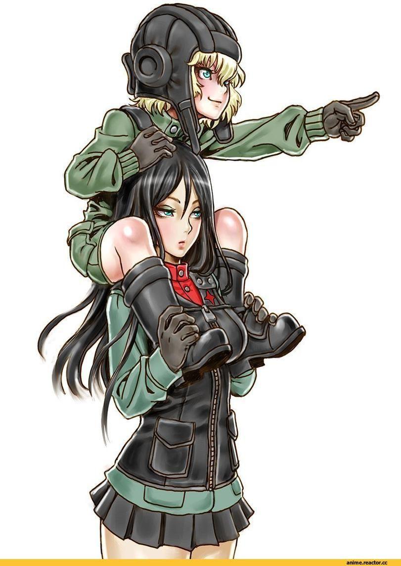 AnimeAnime Art Yamashita Shun