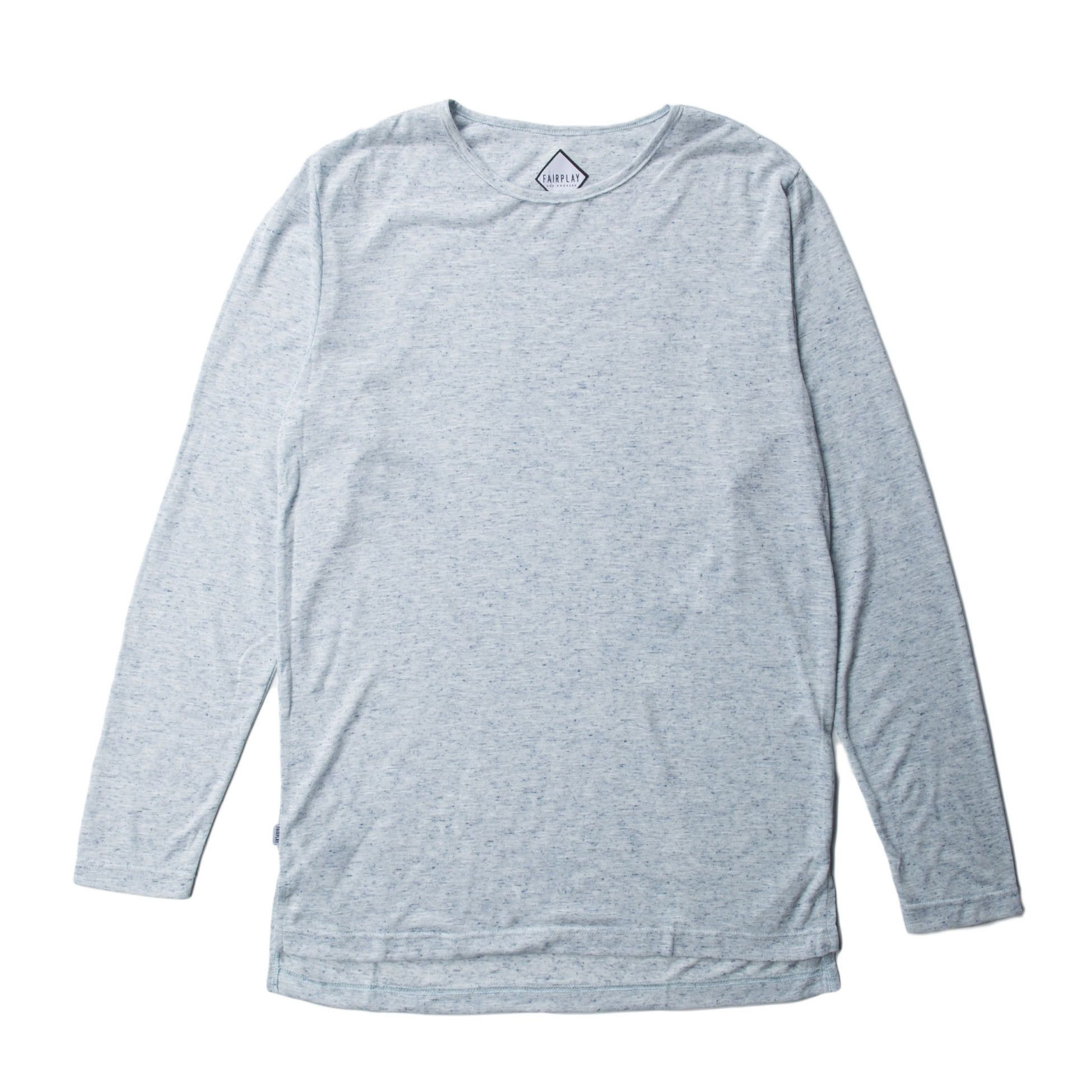 FAIRPLAY ALBION L/S CREW SHIRT - $60.00 CAD