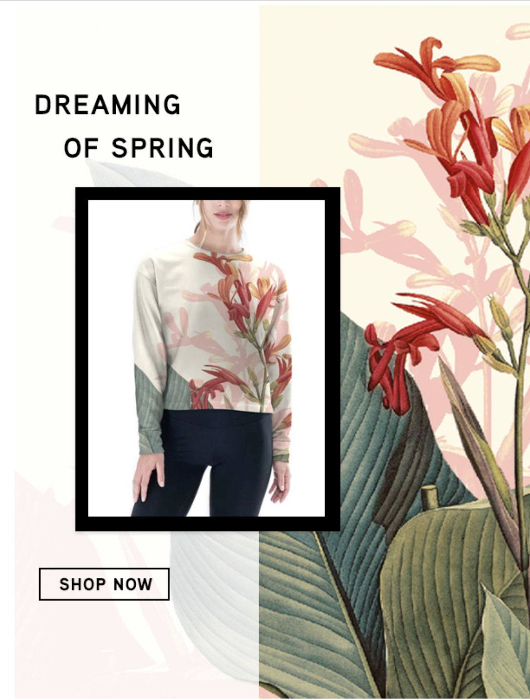 Spring is almost here, and we're already dreaming of
