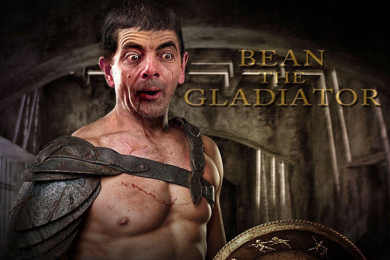 Rodney Pike Humorous Illustrator Bean The Gladiator  sc 1 st  Pinterest & Rodney Pike Humorous Illustrator: Bean The Gladiator   Bean Lovers ... azcodes.com