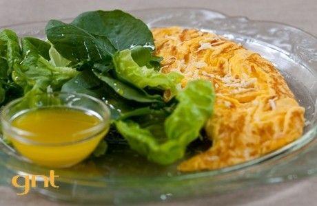 Omelete a jato | Panelinha - Receitas que funcionam