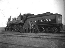 Chicago, Rock Island and Pacific Railroad - Wikipedia, the free encyclopedia