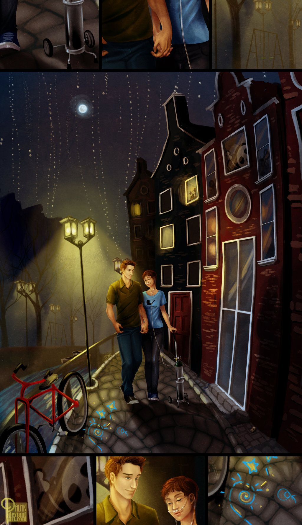 The Fault in Our Stars by *palnk on deviantART