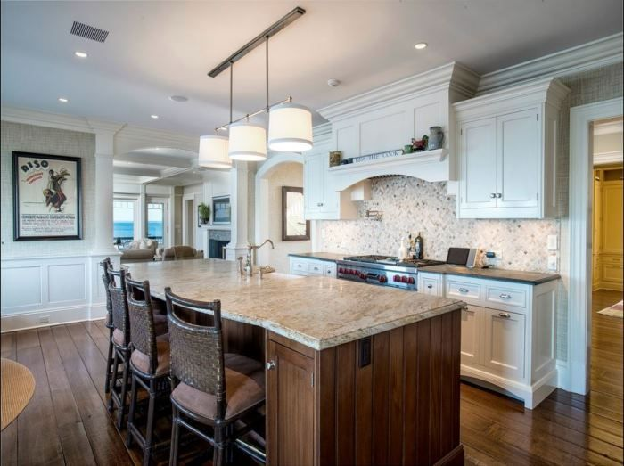 Island Living Without The Island Classic Kitchen Design Kitchen Design Easy Kitchen Renovations