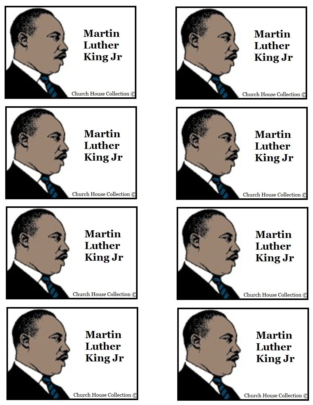 Preschool coloring pages martin luther king - Martin Luther King Jr Coloring Pages