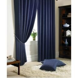 Photo of Curtains with ribbon