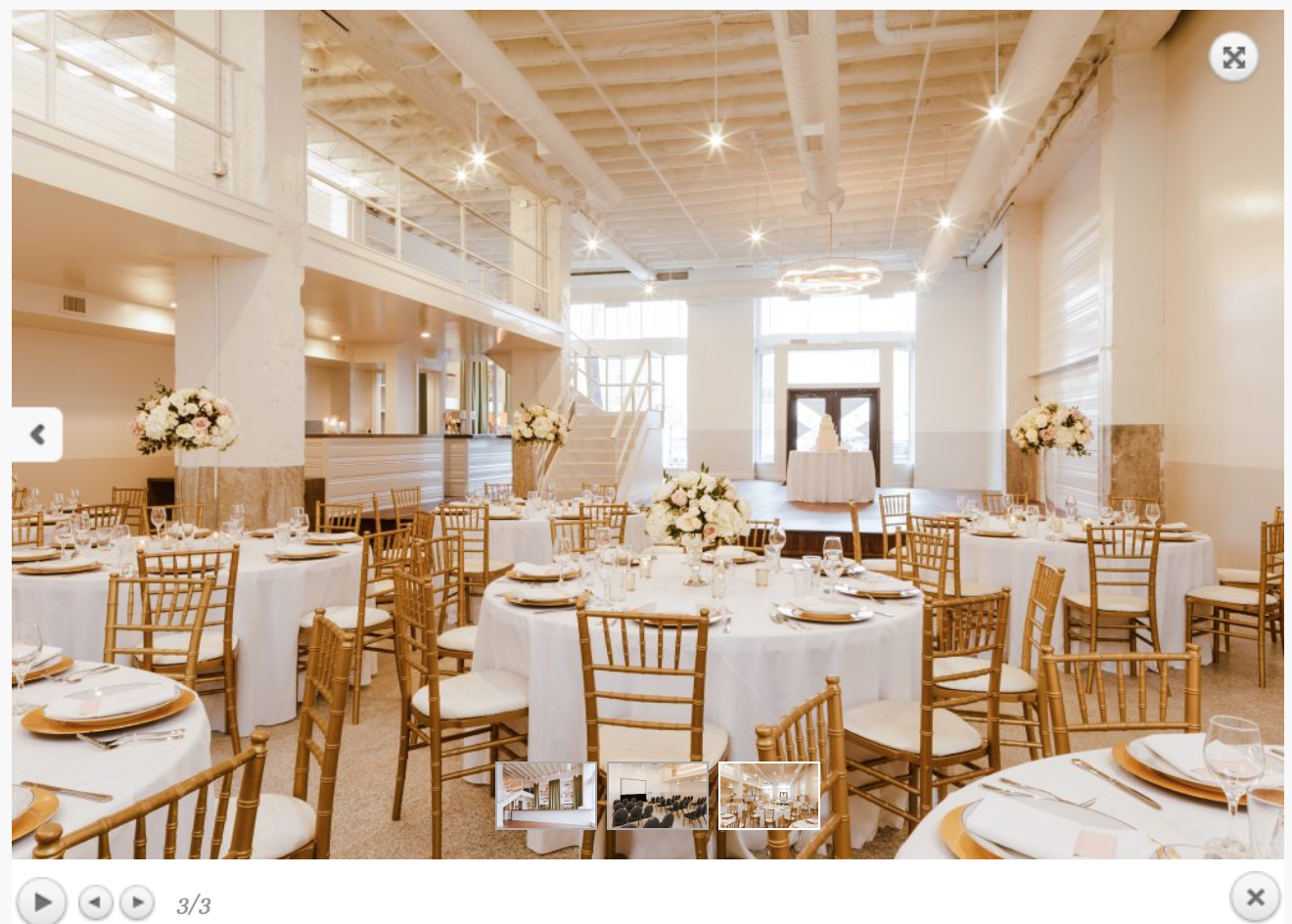 Hotel Deco Omaha 175 Guests The Park Room Best Wedding Venues Smallest Wedding Venue Wedding Venues