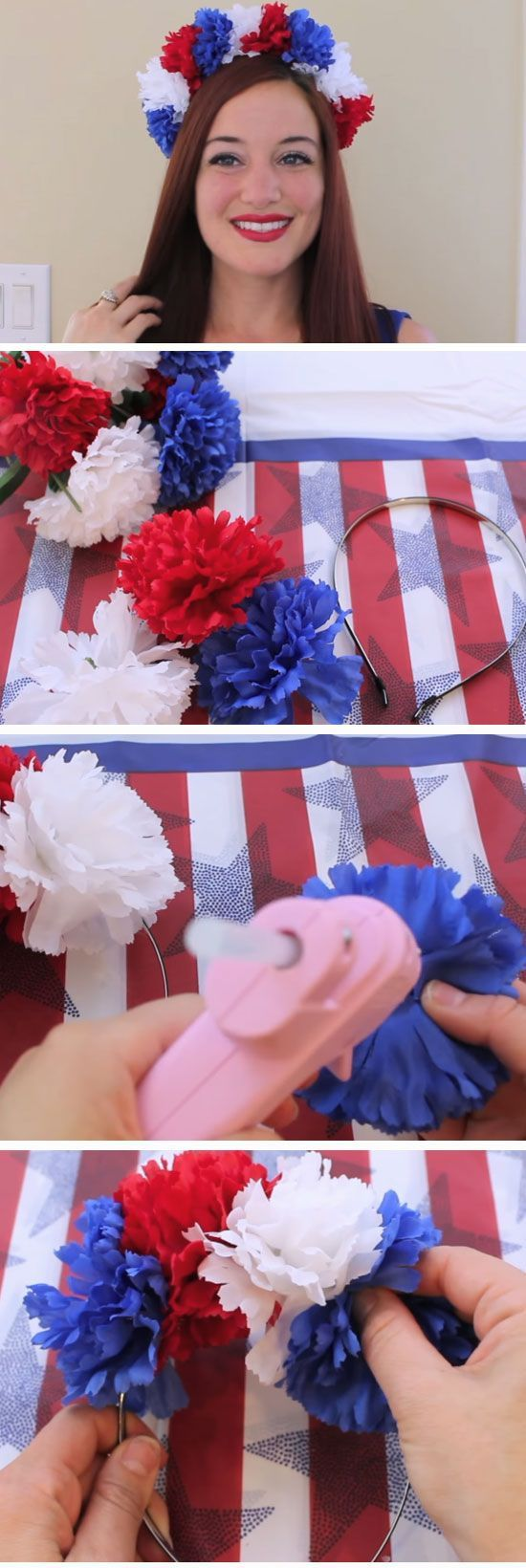 14 DIY Memorial Day Crafts for Kids  4th of July