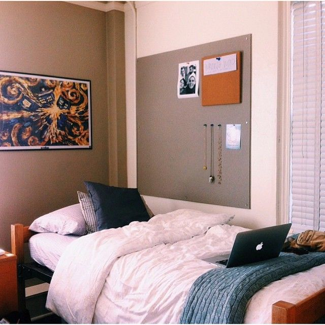 cool bedrooms for clean and simple design inspiration   clean and simple dorm   Cool dorm rooms, Dorm room, Dorm ...