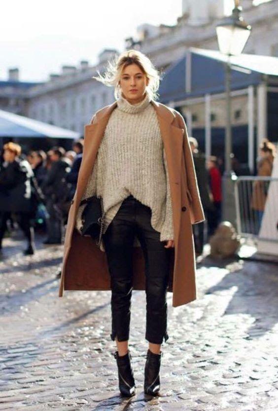 2f6cda78acbf8 tendances mode automne-hiver 2018-2019 | LOOKBOOK FALL-WINTER | Mode ...