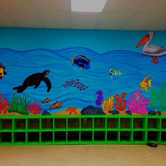 Under The Sea Classroom Classroom Ideas Under The Sea Classroom Ocean Theme Classroom Ocean Classroom Classroom Themes