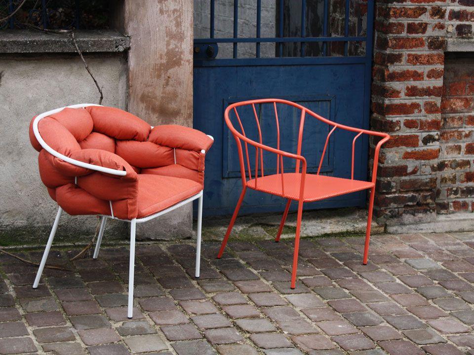 Serpentine Indoor/Outdoor Chair Ligne Roset | decorate | Pinterest