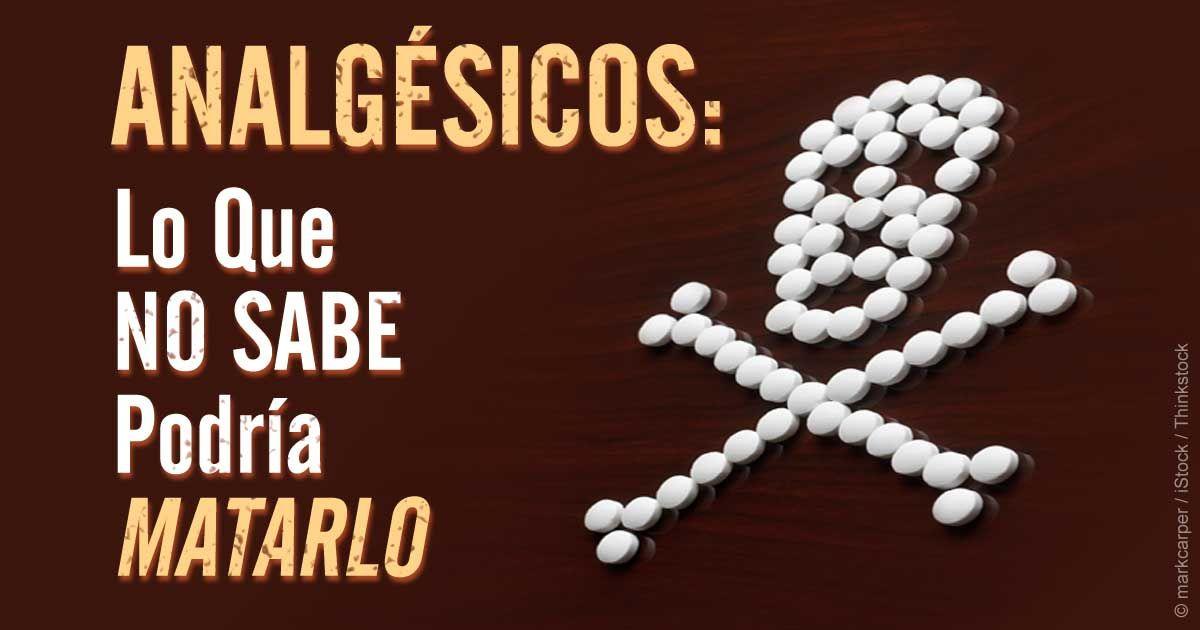 Los analgésicos narcóticos son una fuerza impulsora en el aumento del abuso de sustancias y sobredosis letales. En el 2012, los narcóticos causaron 46 muertes al día. http://articulos.mercola.com/sitios/articulos/archivo/2014/07/24/adiccion-y-sobredosis-de-analgesicos.aspx