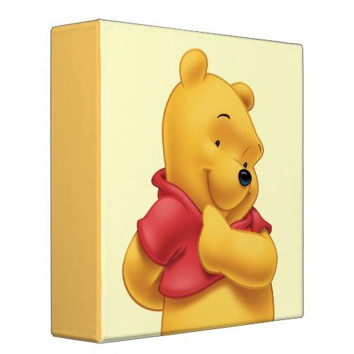 Winnie The Pooh 16 Binder