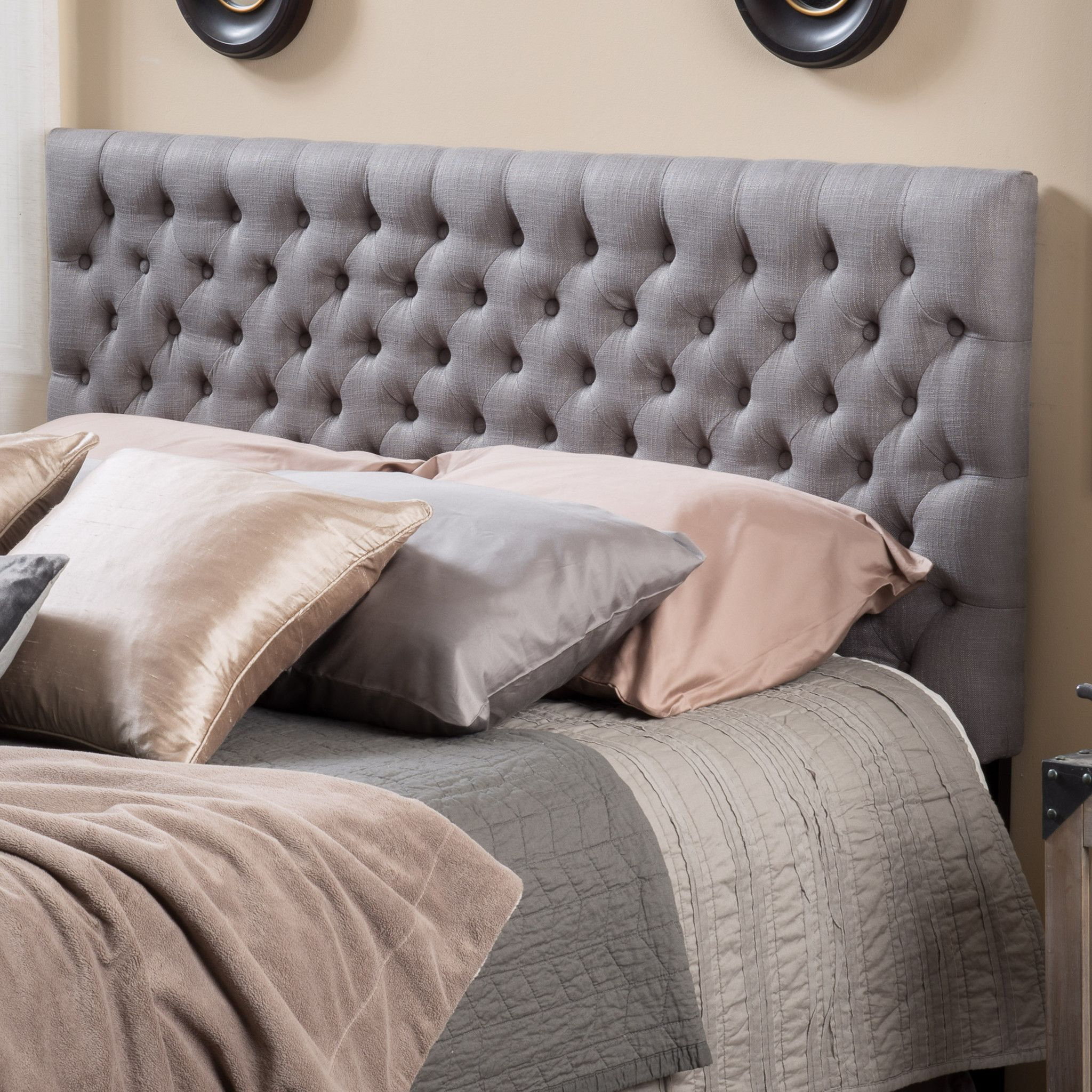 The Ludington Headboard Is A Great Piece To Add Elegance To Your