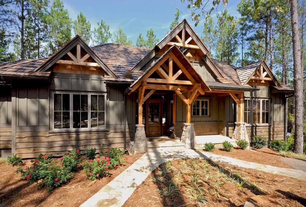 Timber Frame Homes Environmental Timber Frames Houses Post and Beam ...