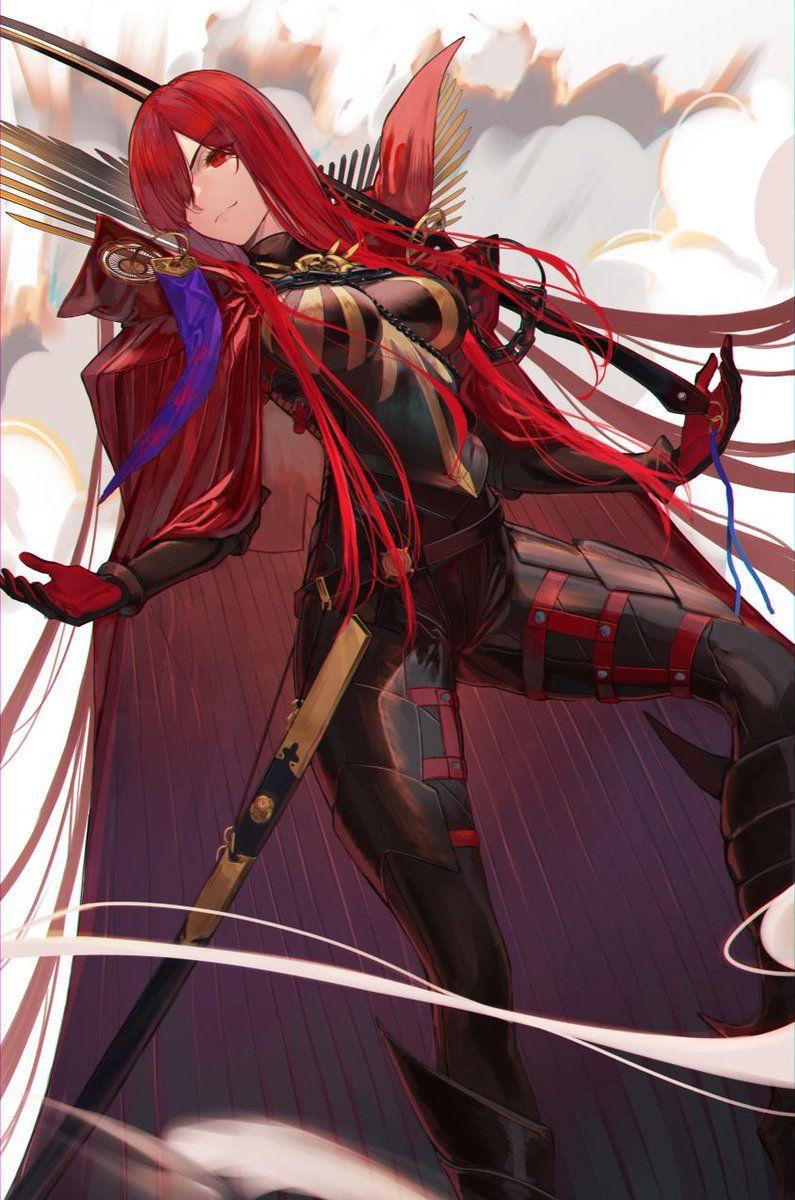 Oda Nobunaga Avenger【Fate/Grand Order】 Fate anime series
