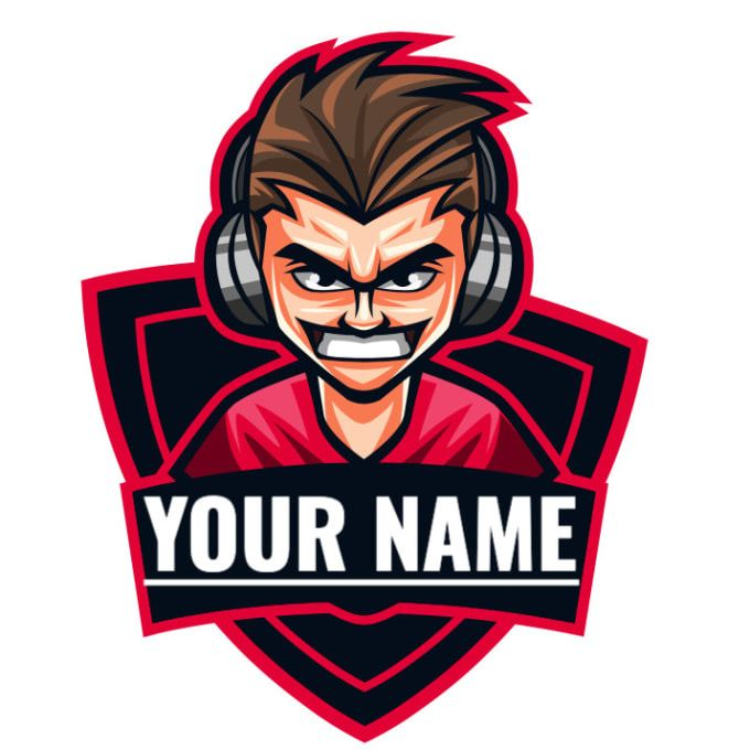 Discover The Coolest A Free Youtube Logo Gamer Disign Youtubelogo Youtube Gaminglogo Images Logo Design Art Photo Logo Design Game Logo Design