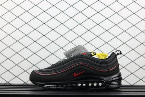Buy Nike Air Max 97 BlackYellow Cheap Sale Free Shipping