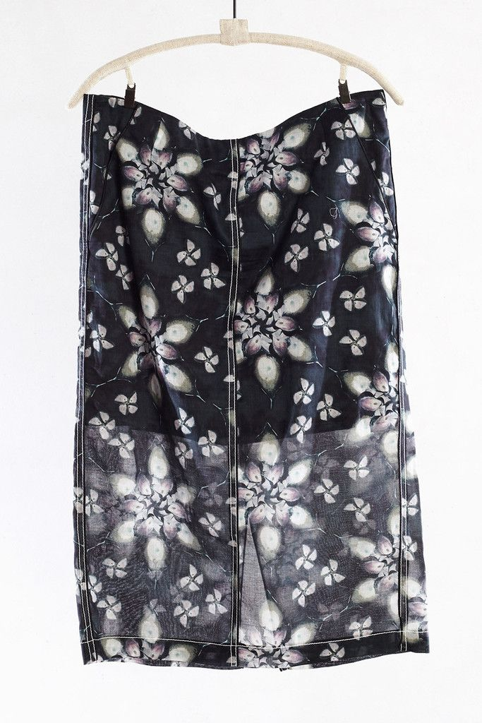 Floral Pencil Skirt From ShopHeist.com!
