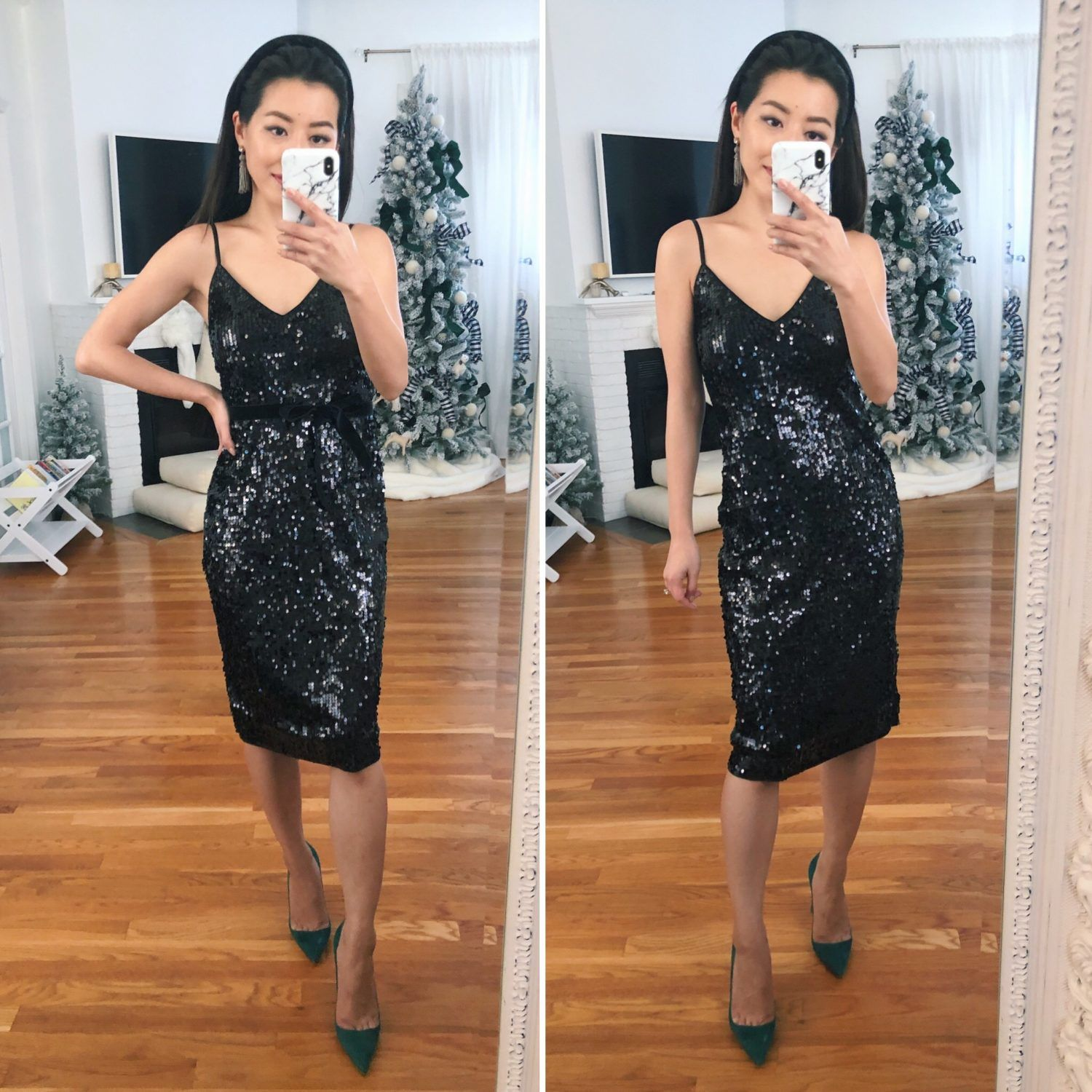 New Years Eve Party Outfit Petite Sequin Dress Express