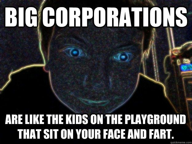 Monsanto Corporations Corporate Greed Memes Greed Funny
