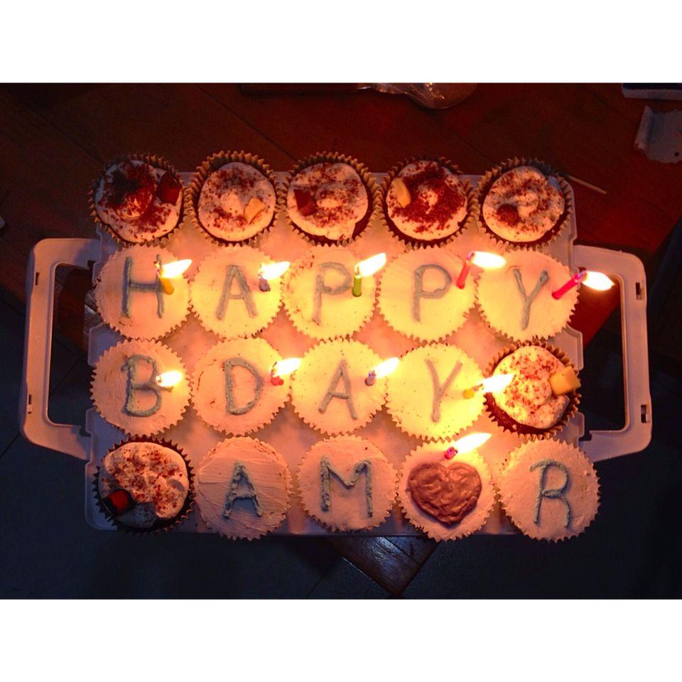 Cupcakes para mi esposugo