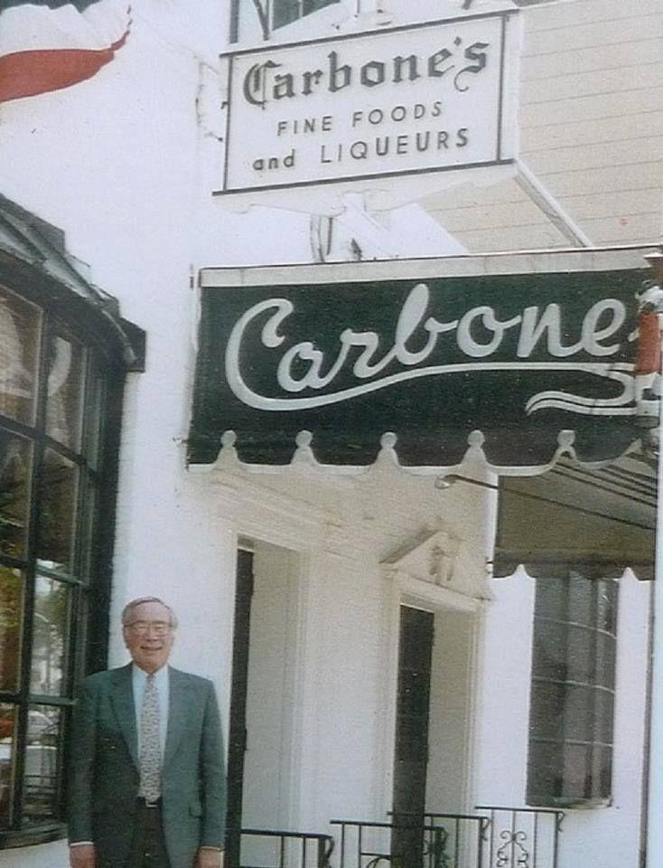 Carbones Restaurant In Harrison Nj Vintage Hudson County New