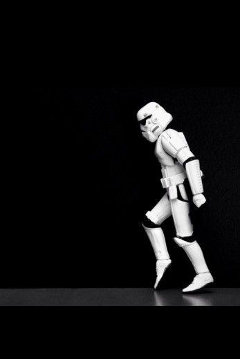 Let S Dance Star Wars Wallpaper Moonwalk Star Wars Stormtrooper