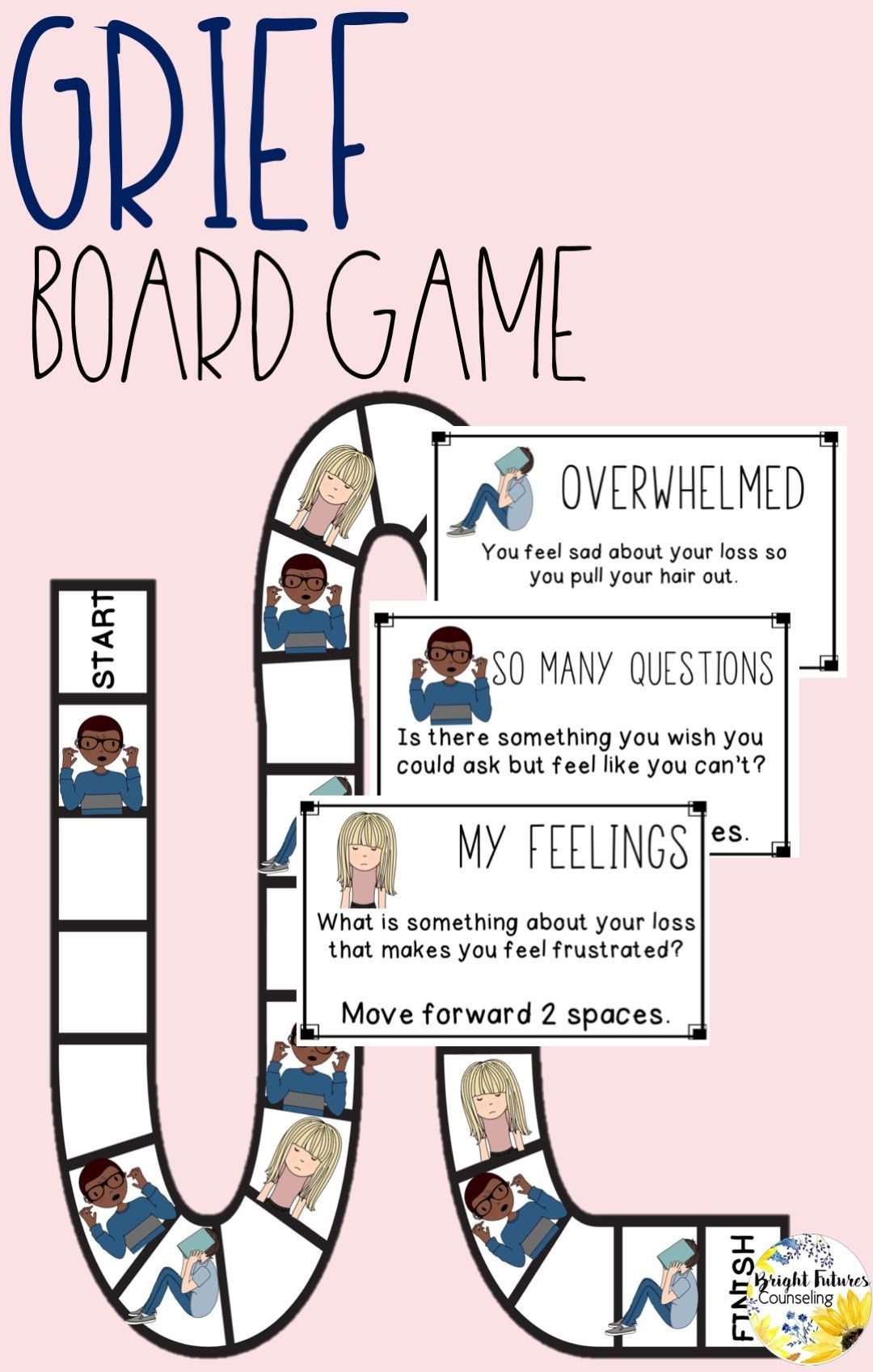 Grief Board Game