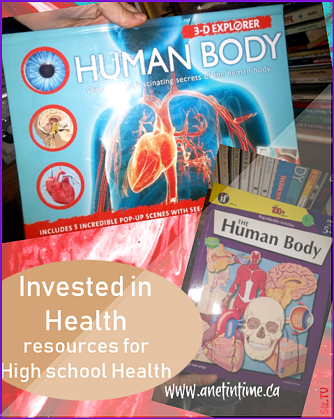 My son is invested in his health so I ve been searching out health and fitness resources to help him...