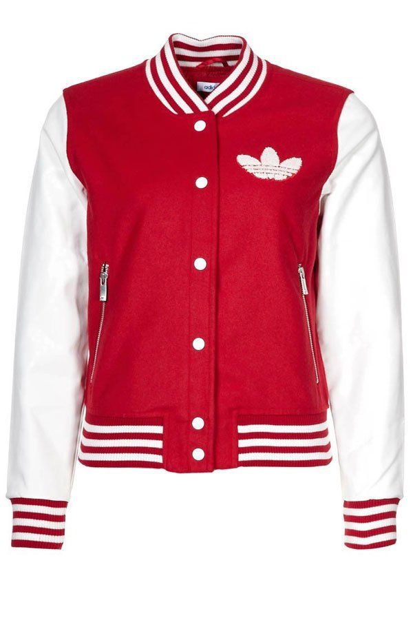 College Jacke von Adidas Originals | Jacken, Collegejacke