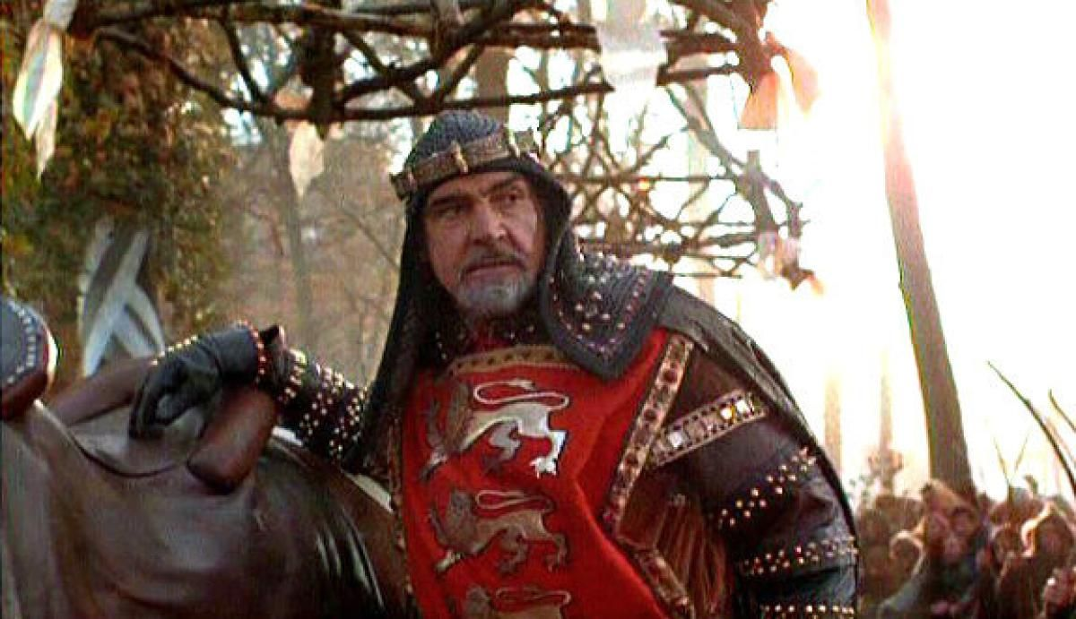 Image result for sean connery prince of thieves