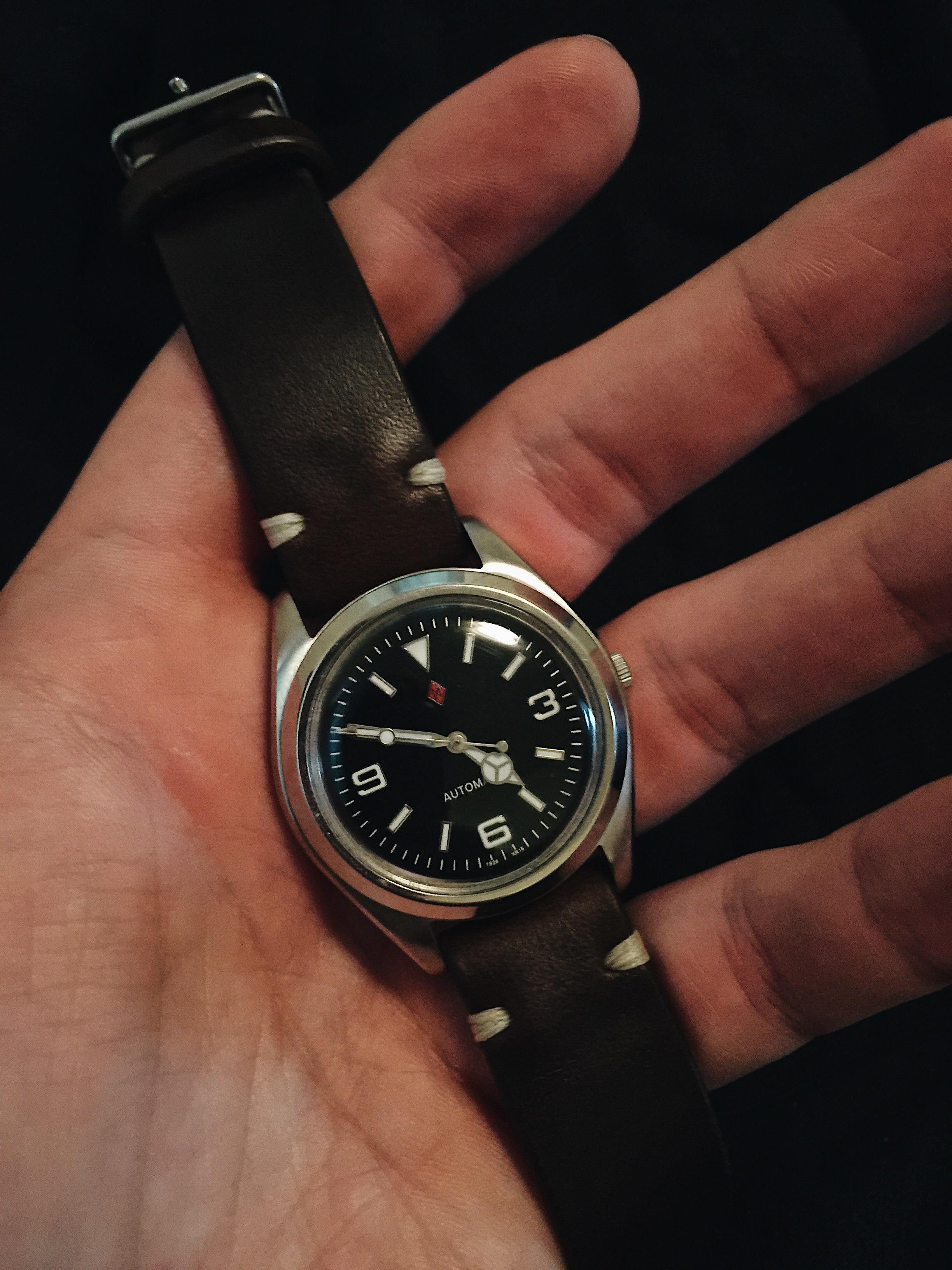 Seiko My Seiko Snx Explorer 1016 Will Be On My Wrist In 9 Days For My Wedding Seiko Watches Seiko Watches For Men