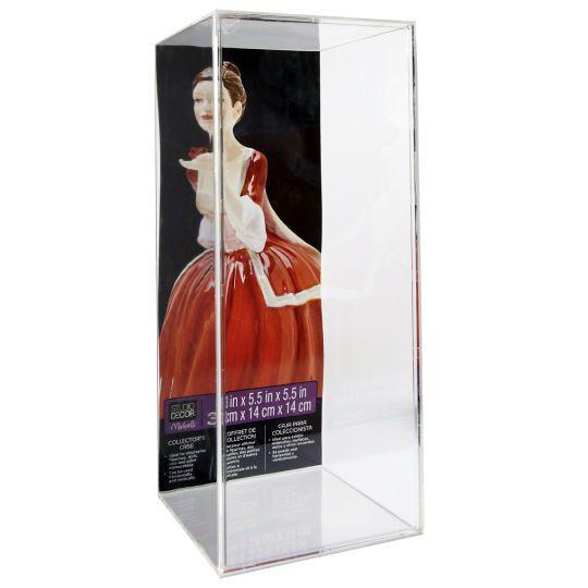 Studio Decor Acrylic Collectors Case By Décor Display