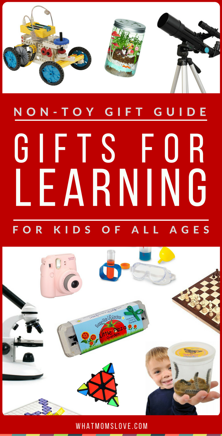 NonToy Gift Guide Gifts for Learning & Expanding