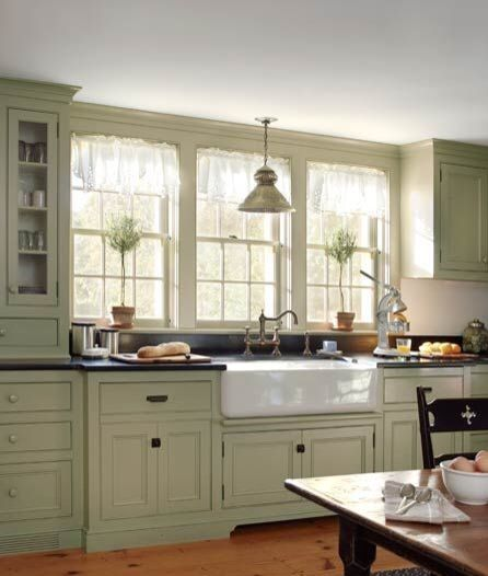 This Is My Kitchen Color Scheme Really Love The Color: My Craft/laundry Room Color Scheme :) Love The Green