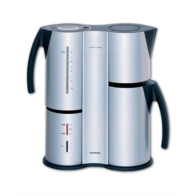 Siemens Porsche coffe machine Perfect example of good design and workability  kitchen objects