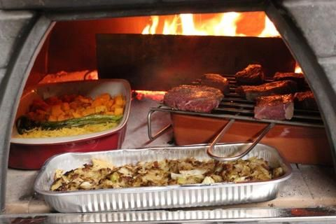 Pizza Oven Temperatures for Cooking | Cooking, Pizza oven ...