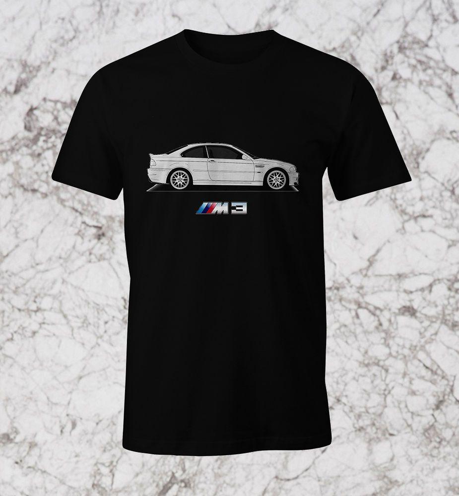 db53b9a0 NEW T-SHIRT BMW M POWER M3 E46 #Unbranded #PersonalizedTee #bmw #e46 #m3 # tshirt