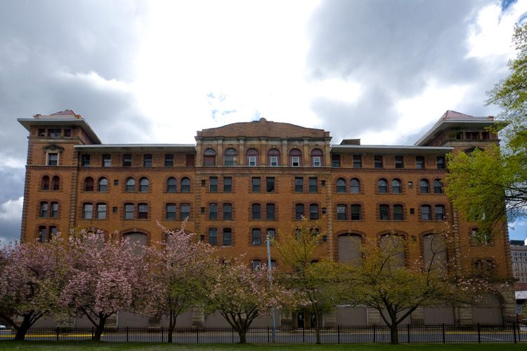 Save and Reopen the Waldo Hotel!! Clarksburg WV | www