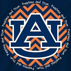 Auburn tigers football t shirts chevron pattern auburn for Auburn tigers football t shirts