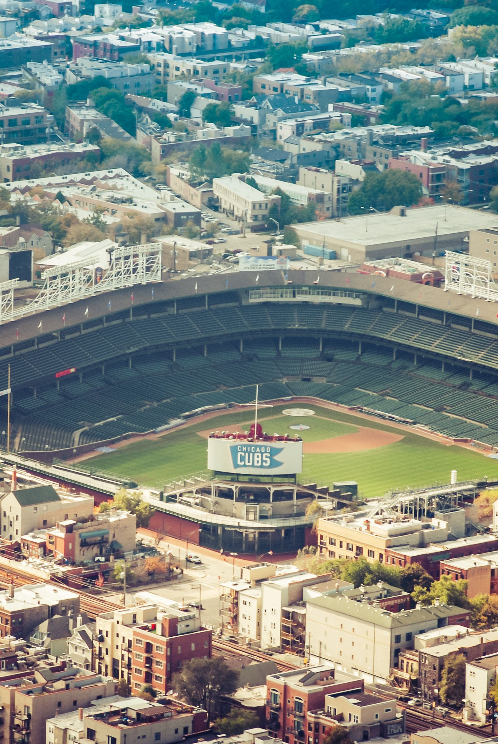 Photo Print Of Wrigley Field Chicago Cubs Wall Art Chicago Etsy In 2021 Wrigley Field Chicago Wrigley Field Chicago Photography