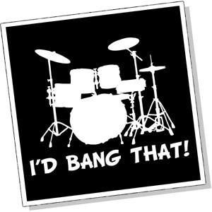 Drummer humor