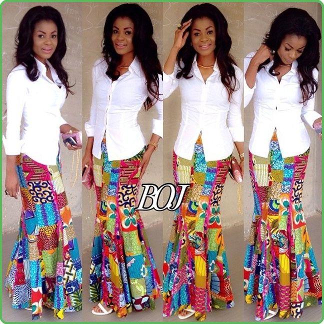 Brown Allthingsfiery atf africanprint empressjamila fashion | Iya Eko - Trending African Fashion