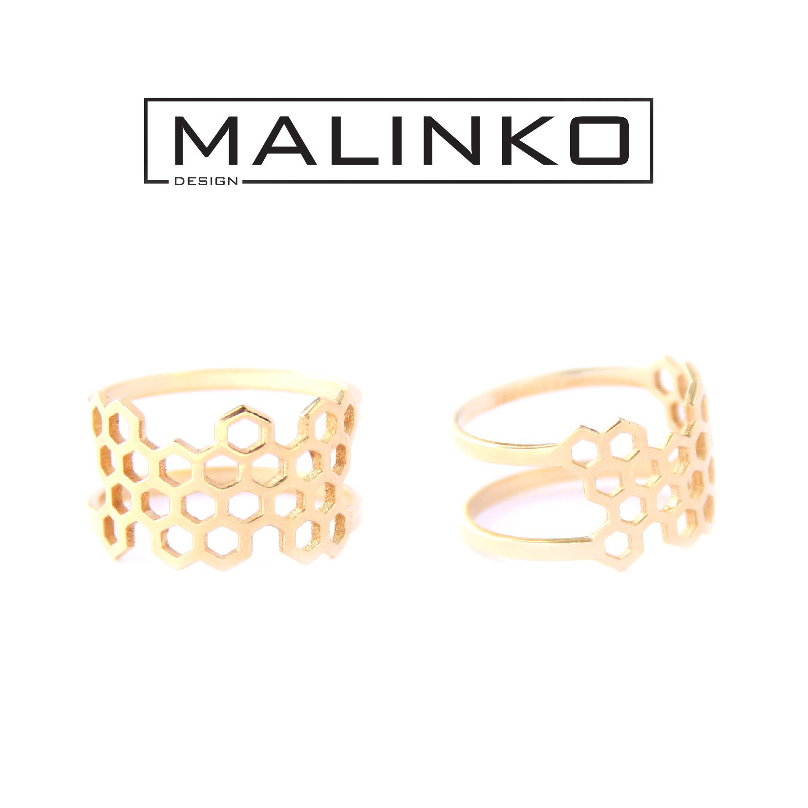 Jewellery, fashion and #style: MALINKO Design releases a new #gold ...