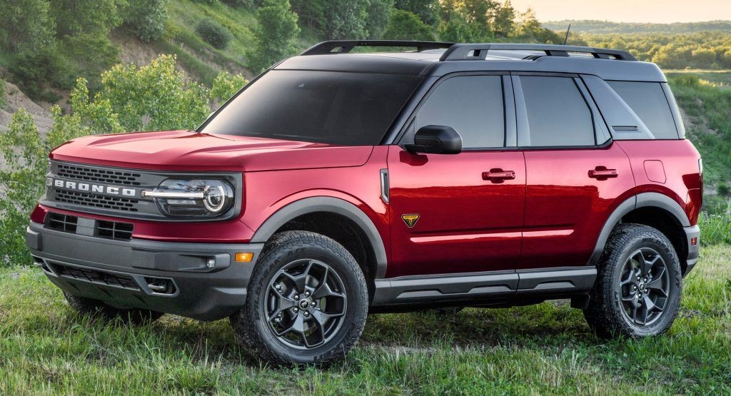2021 Ford Bronco Sport Packs A Surprising Amount Of Off