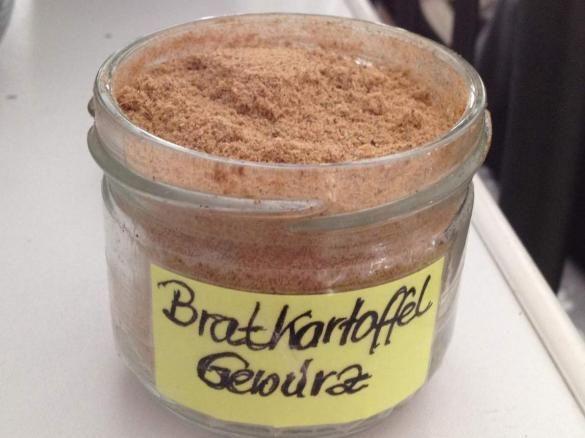 Bratkartoffelgewürz selbst gemacht Recipe Thermomix, Homemade - küchenschlacht zdf de