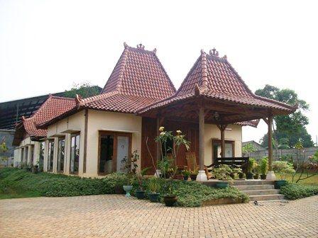45 Desain Rumah Joglo Khas Jawa Tengah Desainrumahnya Com Home