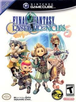 Final Fantasy Crystal Chronicles It Is Rated Like One Of The Worst